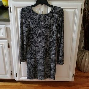 Charlotte Russe Sparkle Holiday Dress